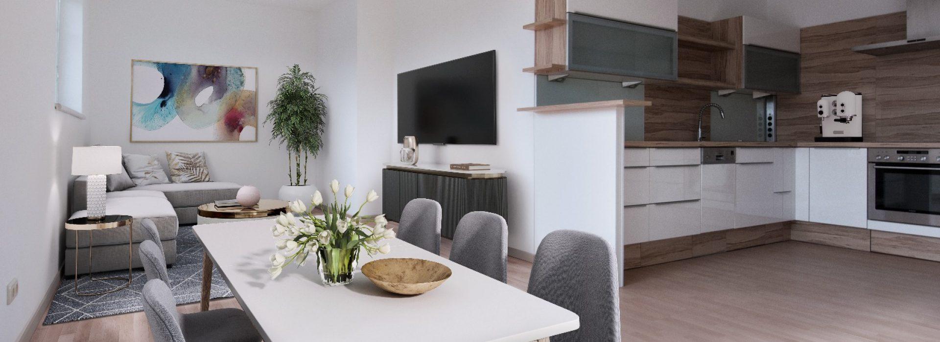 Top 9 - Küche/Wohnbereich